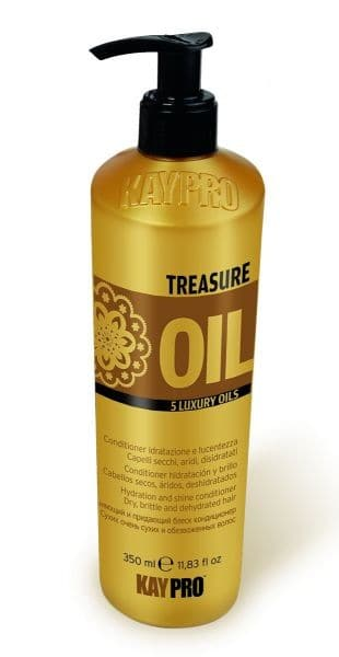 ACONDICIONADOR TREASURE OIL 350ML.