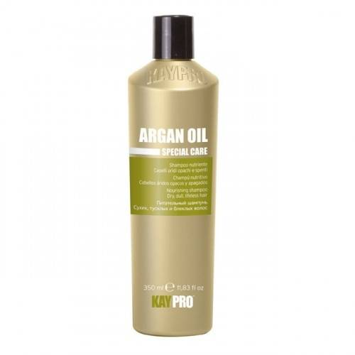 SPECIAL CARE SHAMPOO ARGAN 350ML.