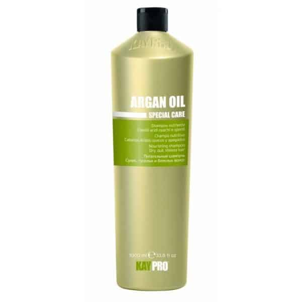 SPECIAL CARE SHAMPOO ARGAN 1000ML.