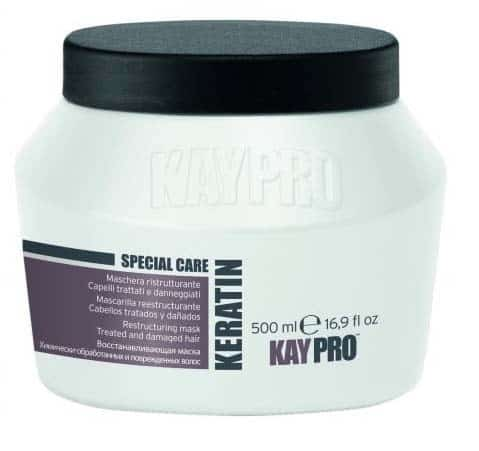 SPECIAL CARE MASK KERATIN 500ML.