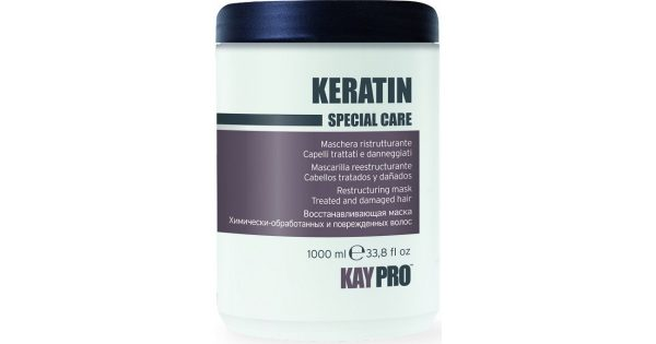 SPECIAL CARE MASK KERATIN 1000ML.