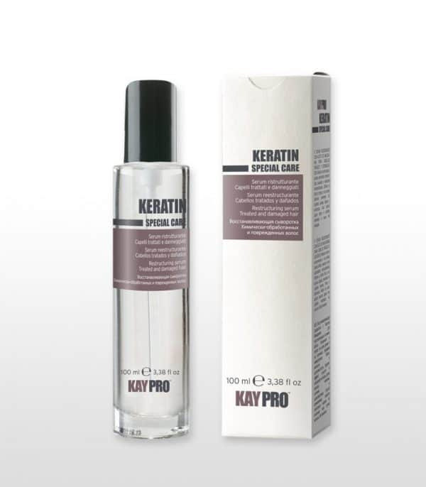 SPECIAL CARE SERUM KERATIN 100ML.