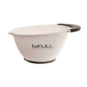 BOWL ANTIDESLIZANTE BLANCO 360ML BIFULL
