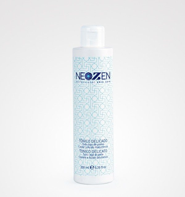 TONICO DELICADO CAVIAR Y ACIDO HIALURONICO 200ML NEOZEN