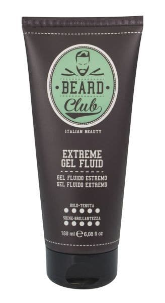 BEARD CLUB GEL EXTRA FUERTE 180ML