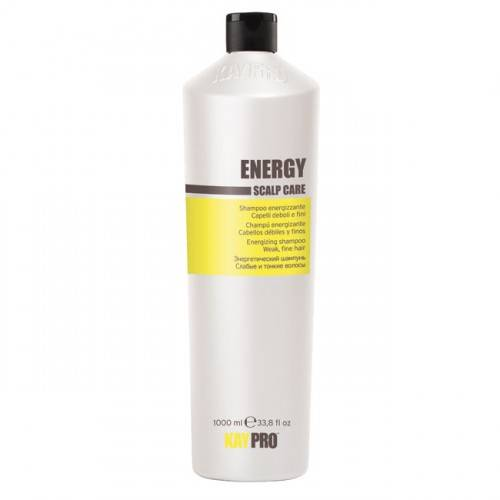 SCALP CARE ENERGY SHAMPOO 1000ML.