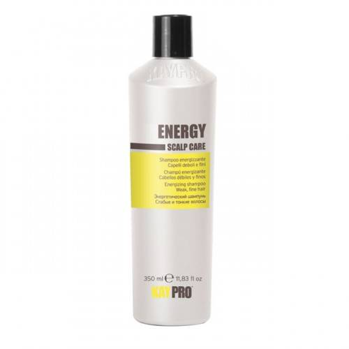 SCALP CARE ENERGY SHAMPOO 350ML.