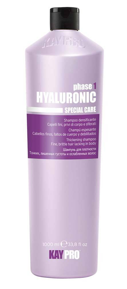 SPECIAL CARE SHAMPOO GYALURONIC 1000ML