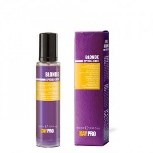 SPECIAL CARE BLONDE SERUM 100ML.
